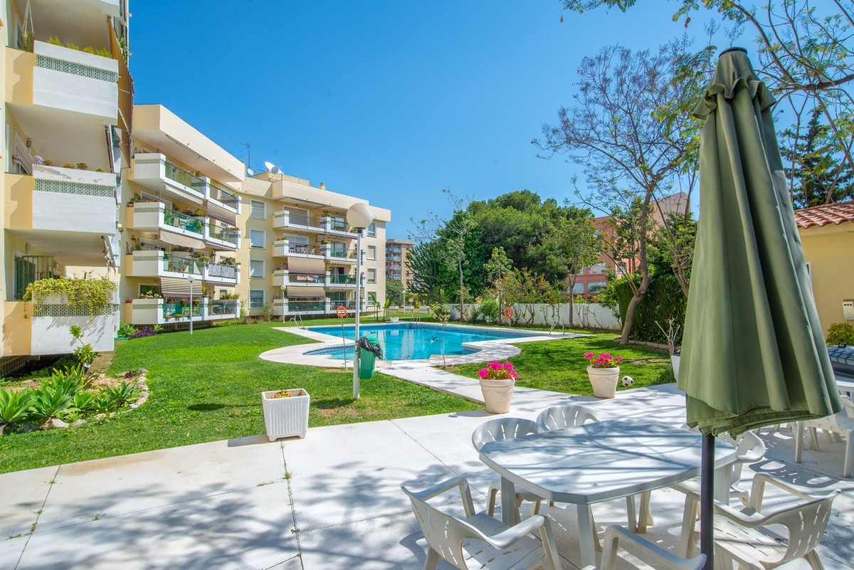 Apartment in Torremolinos centre