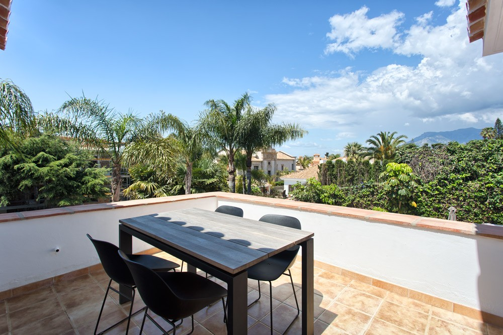 Villa in Los Monteros Marbella