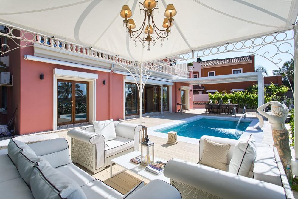 Villa in Nagueles Marbella