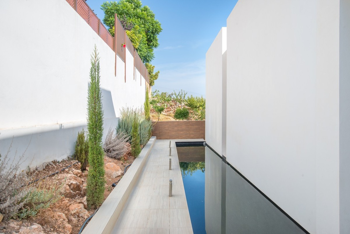 Contemporary villa in Málaga