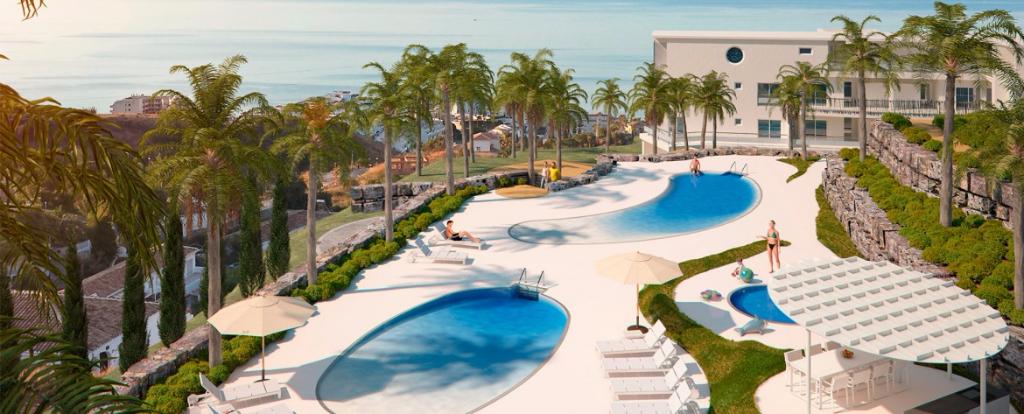 The Hill Reserva del Higueron Resort Benalmadena