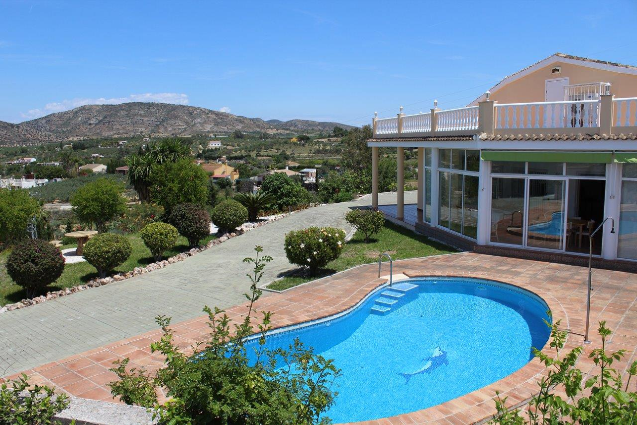 Finca for sale in Andalusia