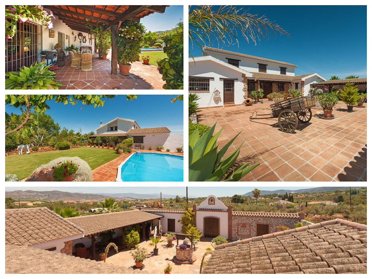 Cortijo for sale in Andalusia