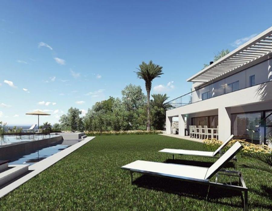 New development villa in Benalmadena / Nieuwbouw villa in Benalmadena