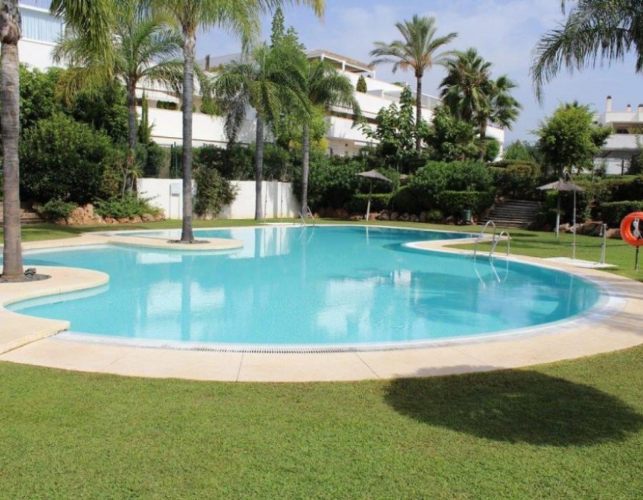 Apartment for sale in Marbella Nueva Andalucia Terrazas del Rodeo