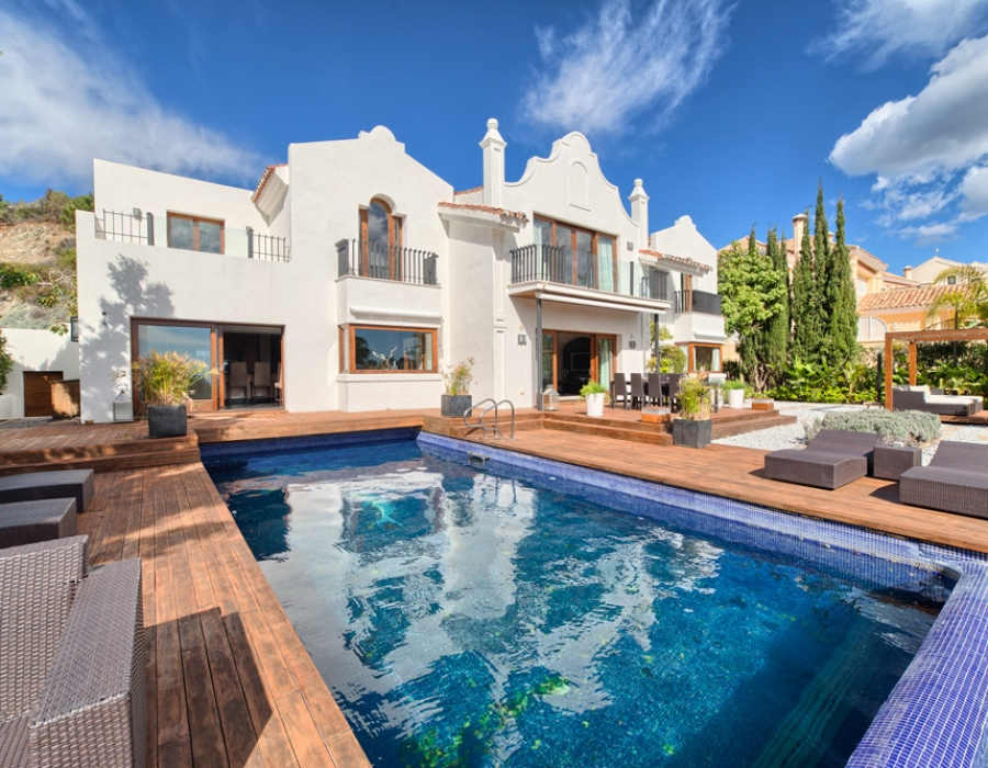 Villa for sale in Benahavis La Quinta