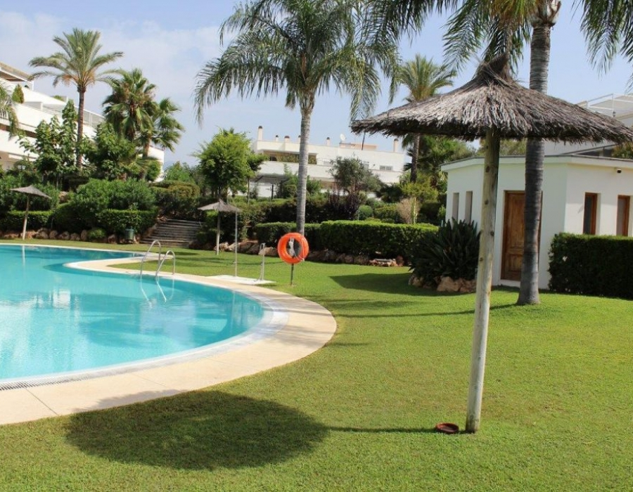 Apartment for sale in Marbella Nueva Andalucia Terrazas del Rodeo