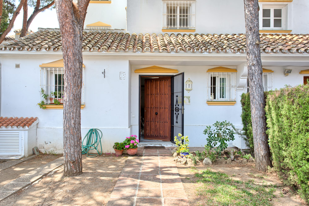 Townhouse for sale in Mijas Costa Calahonda