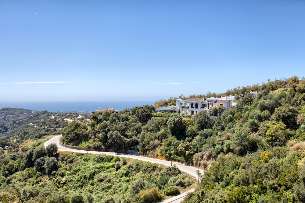 Villa for sale in Benahavis Monte Mayor