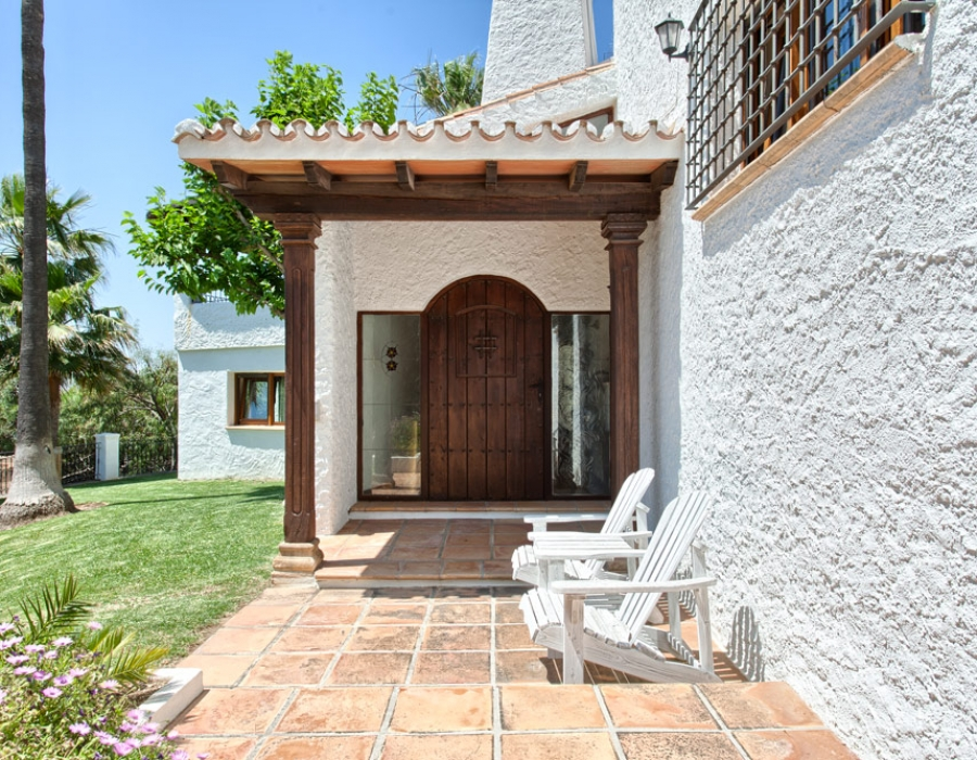 Villa for sale in Mijas Pueblo Las Lomas