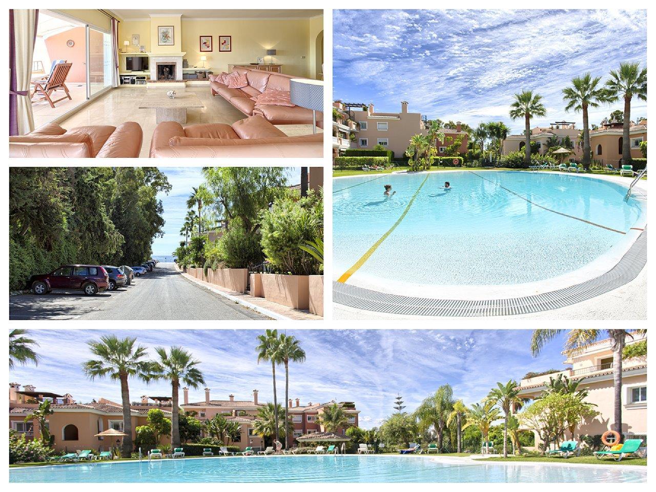 Penthouse te koop in Estepona Park Beach Cancelada