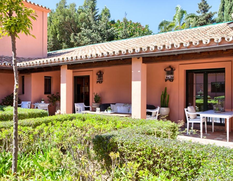 Villa for sale in Guadalmina Baja San Pedro de Alcantara