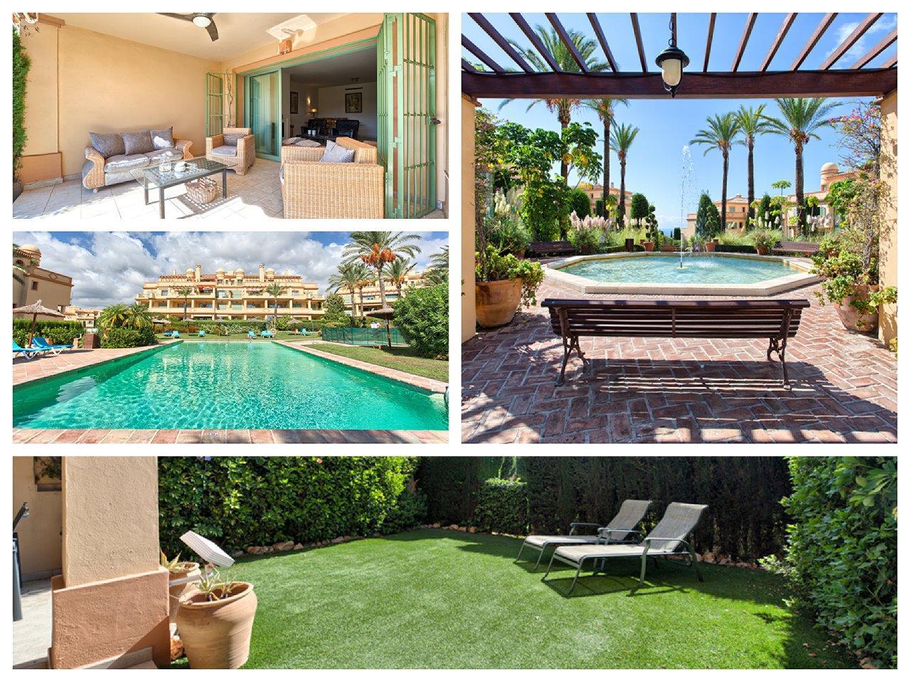 Apartment for sale in Four Seasons Los Flamingos Benahavis