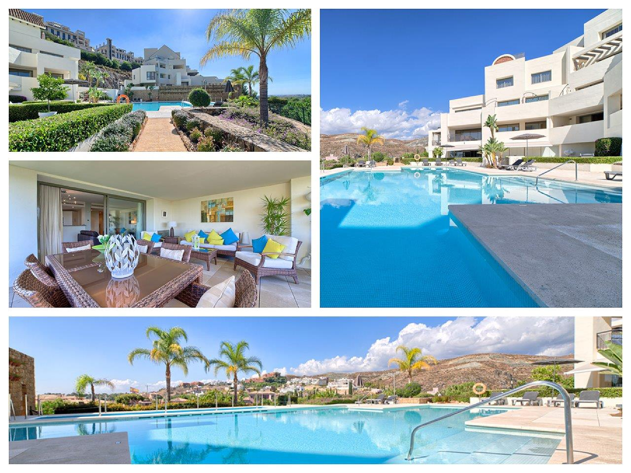 Apartment for sale in Los Flamingos Benahavis