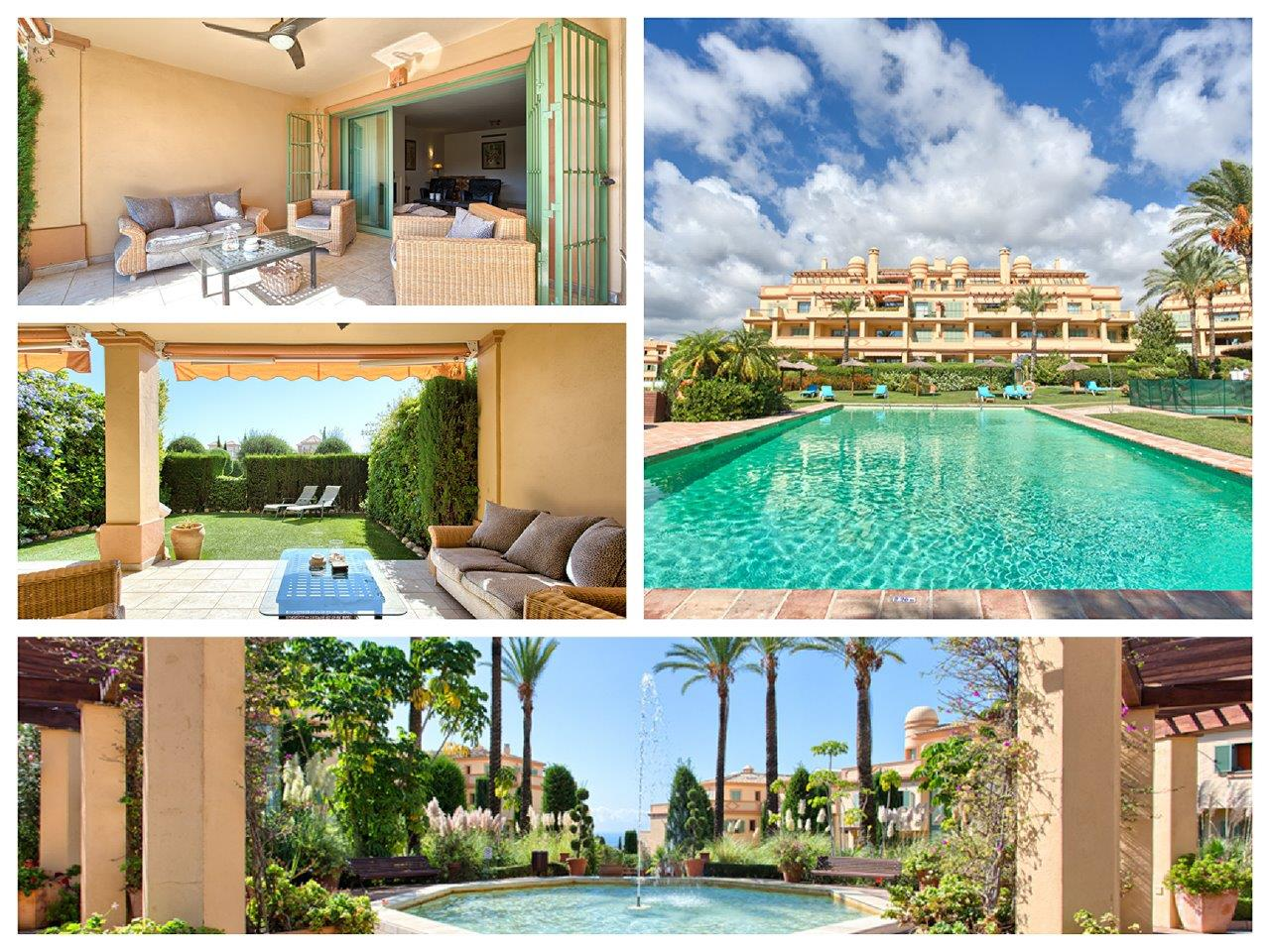appartement te koop in Four Seasons Los Flamingos Benahavis