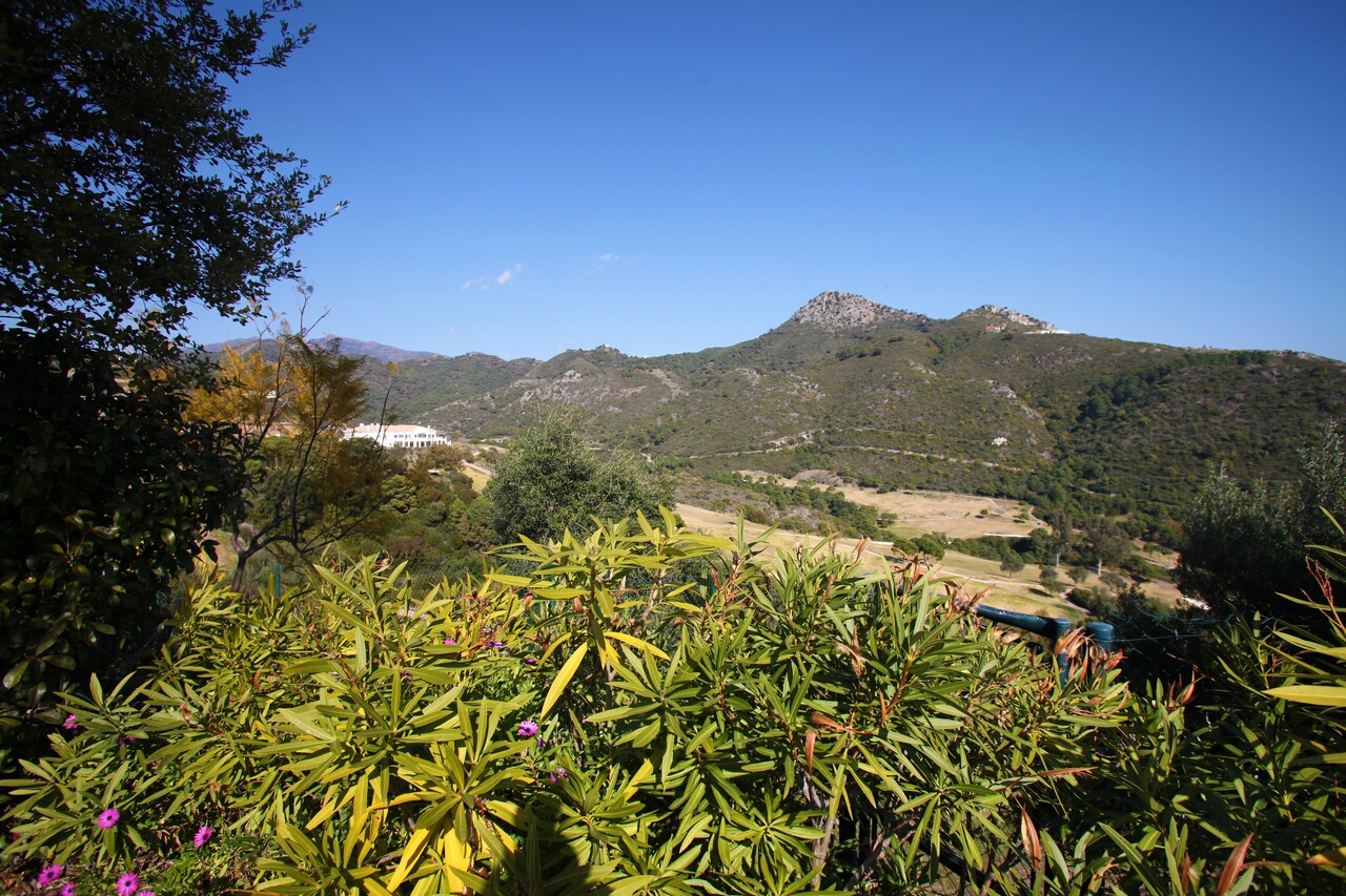 Villa in Benahavis for sale Monte Mayor