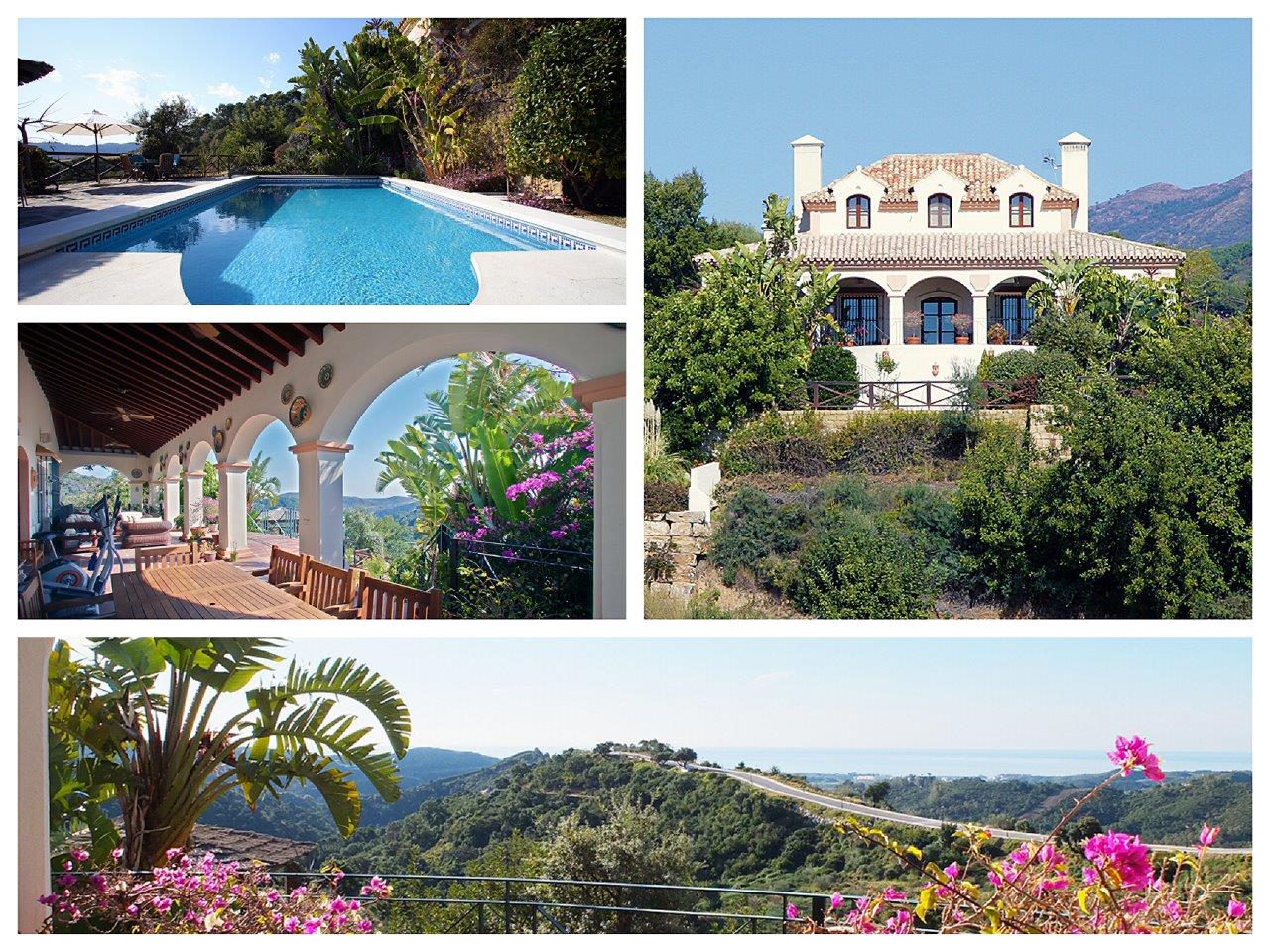 Villa in Benahavis te koop