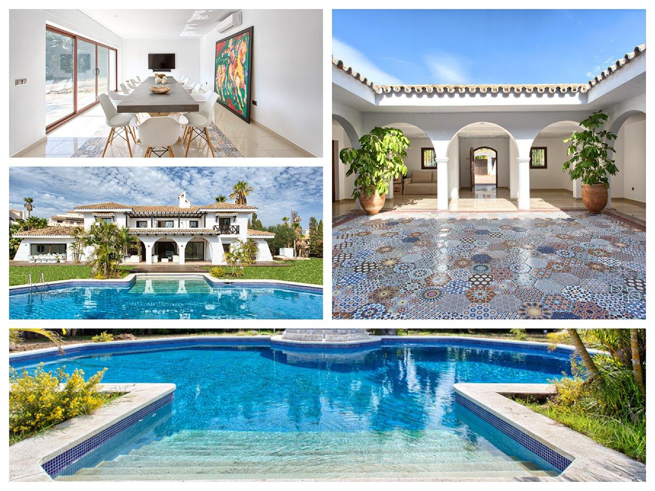 Villa in Puerto Banus for sale