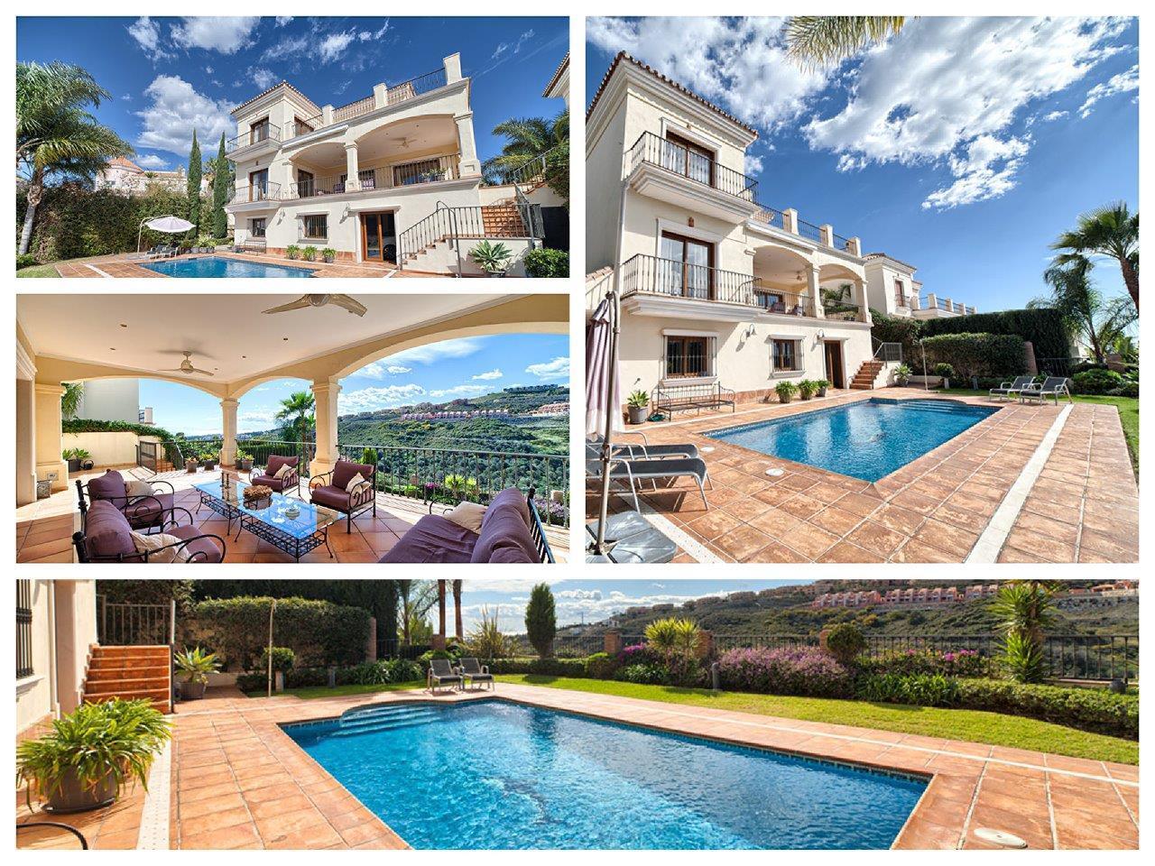 luxe villa in Benahavis