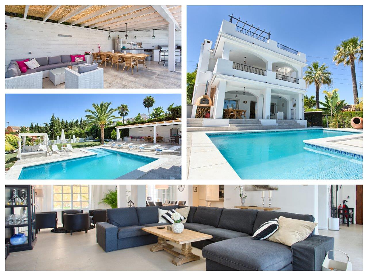 Villa in Nueva Andalucia te koop