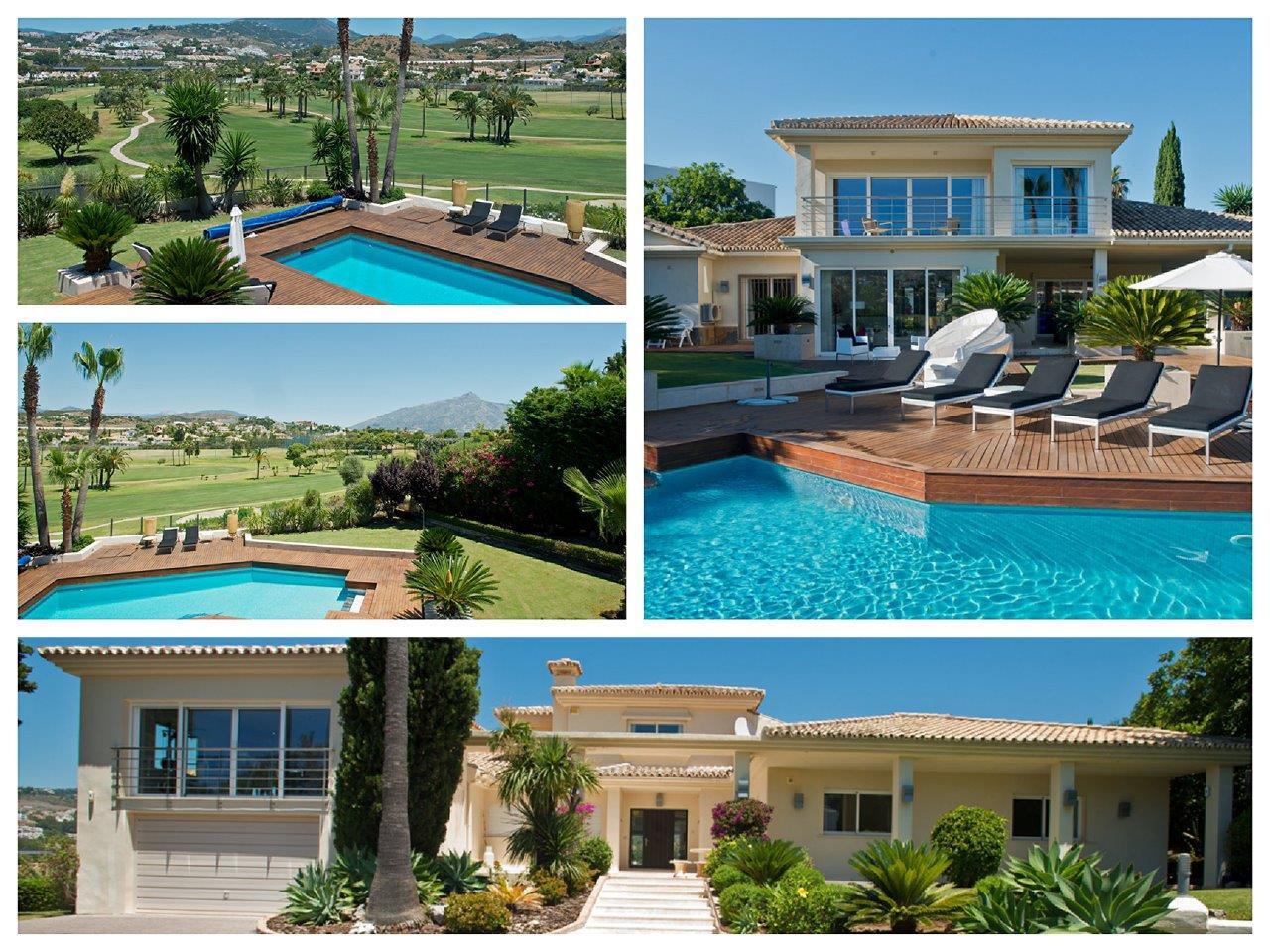Villa in Los Naranjos Golf te koop (Marbella - Nueva Andalucia)