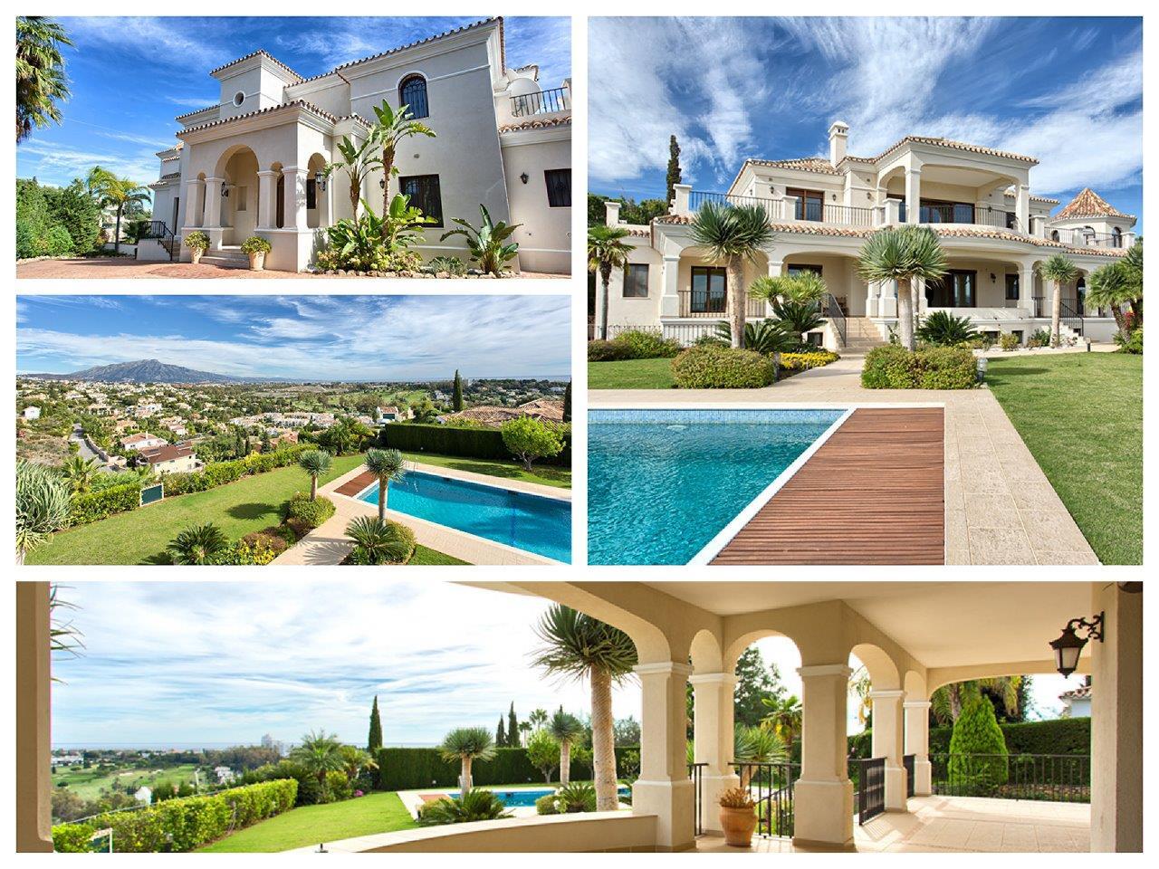 Luxe villa in El Paraiso Alto (Benahavis) te koop