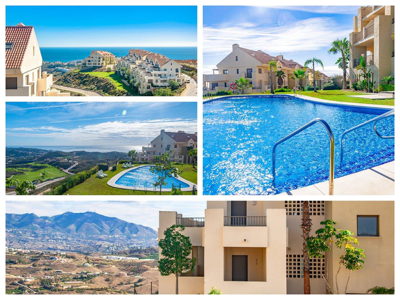 Penthouse in Mijas Costa for sale (La Cala Hill Club)