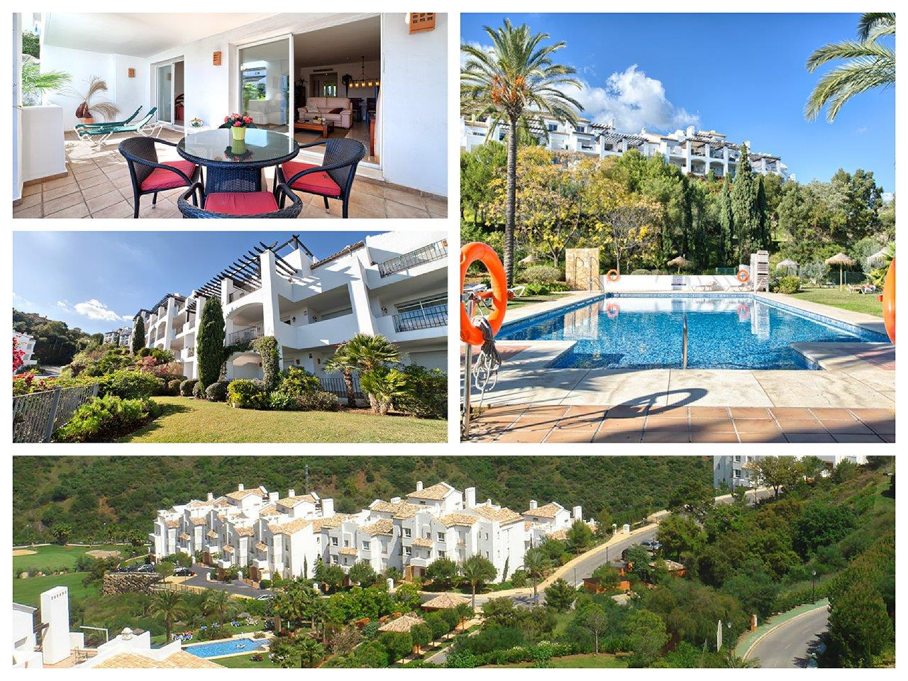 Apartment in Altos de la Quinta for sale (Benahavis)