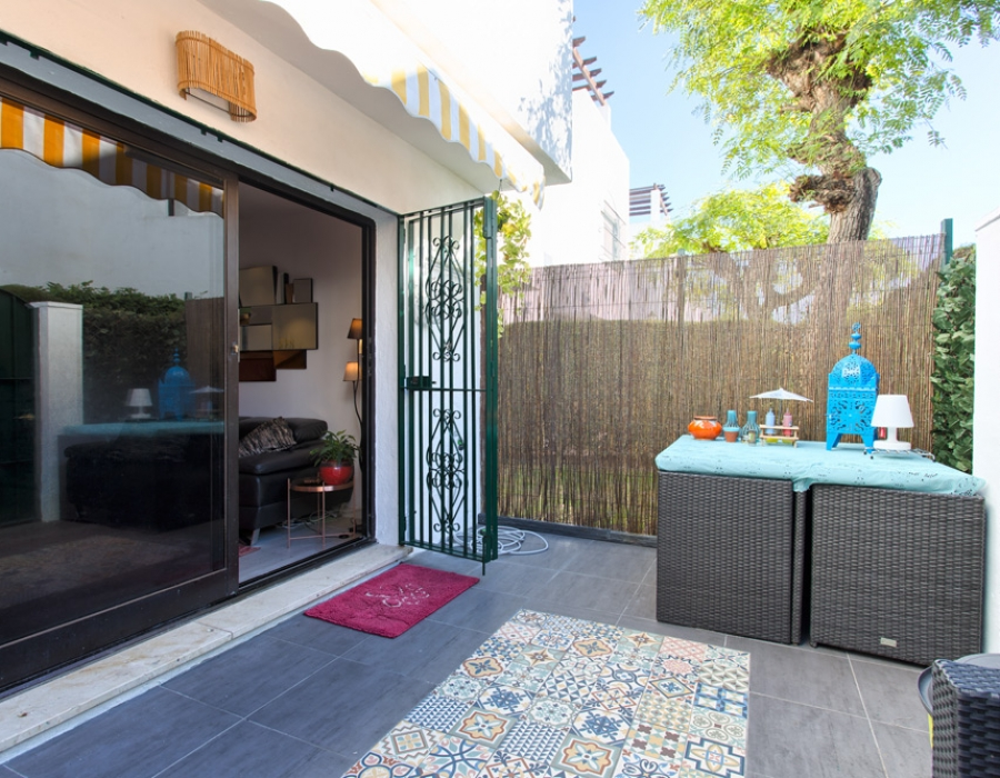 Townhouse in San Pedro de Alcantara ( Guadalvillas) for sale