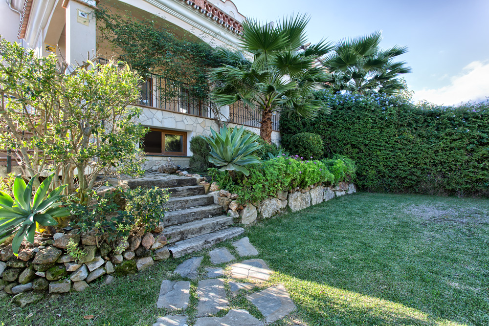 Villa in Marbella centre for sale