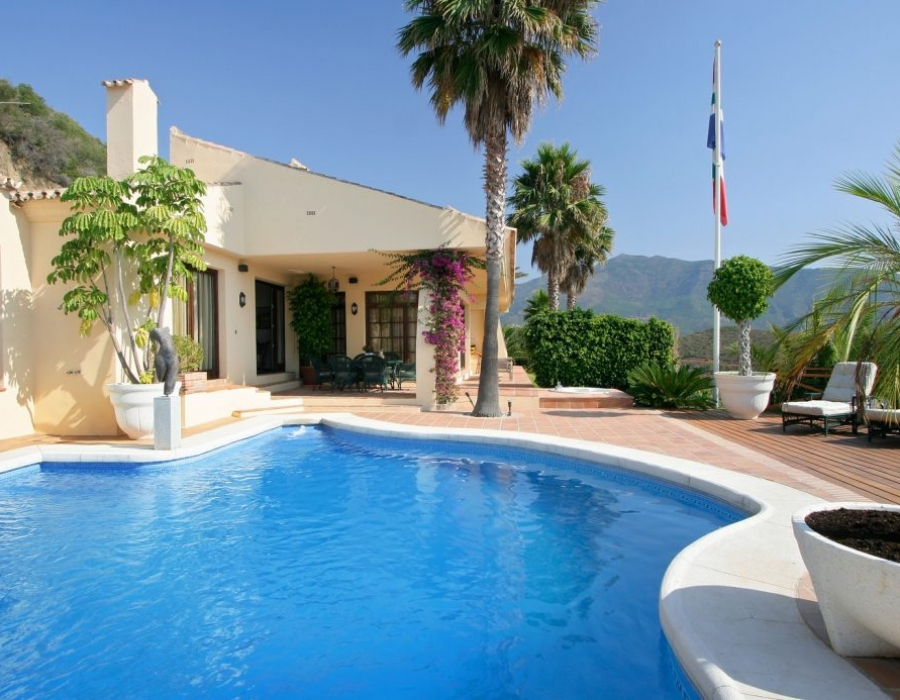 Villa in Benahavis Hills for sale (Costa del Sol)