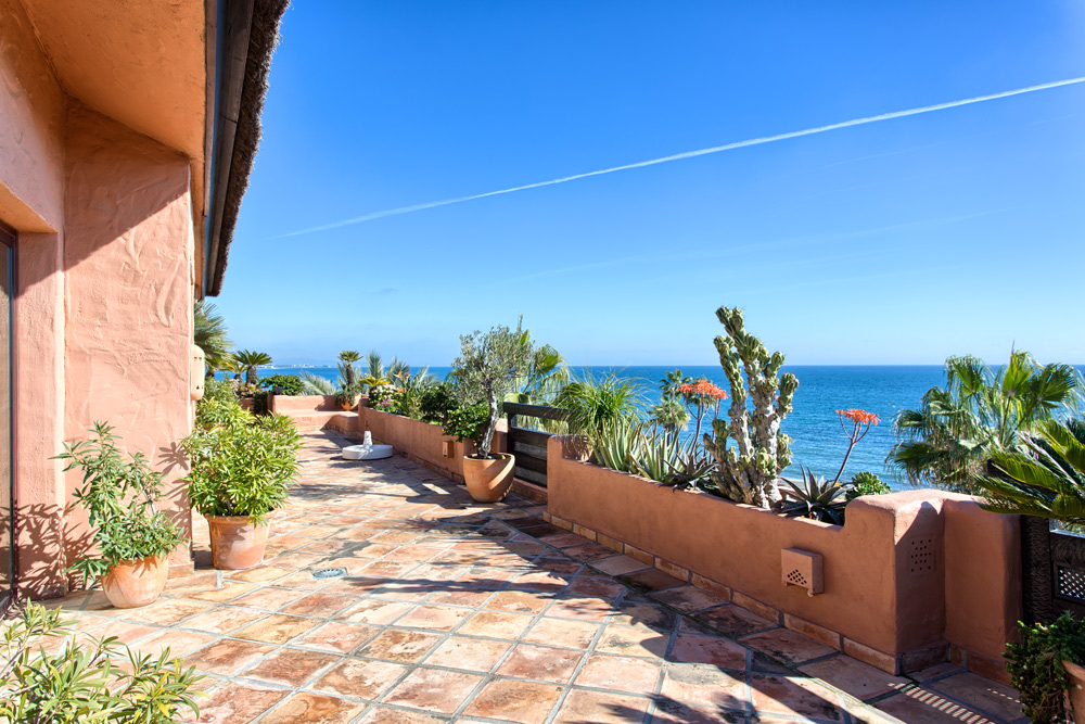 Penthouse in Kempinski Hotel for sale (New Golden Mile - Estepona)