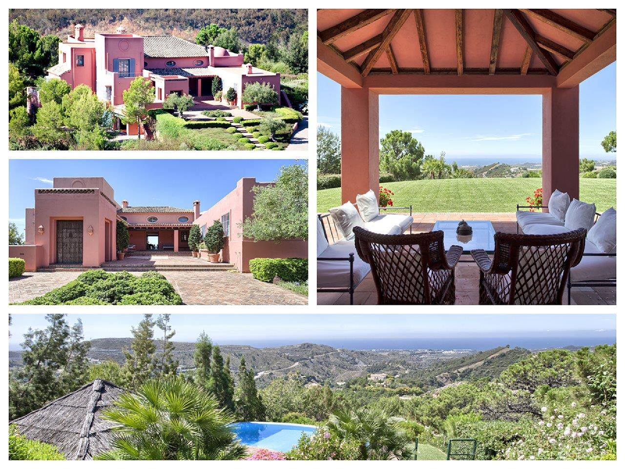 Villa in Marbella Club Golf Resort te koop (Benahavis)