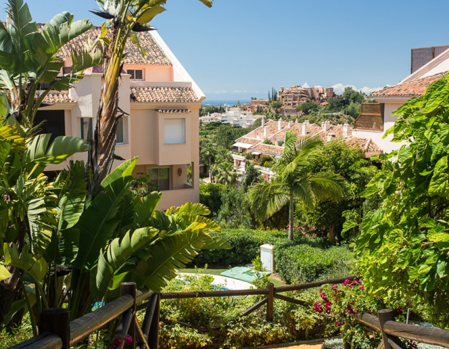 Penthouse in Nueva Andalucia for sale (Albatross Hill)