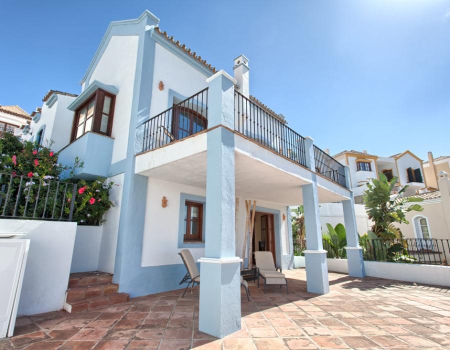 Townhouse in La Heredia de Monte Mayor for sale (Benahavis)