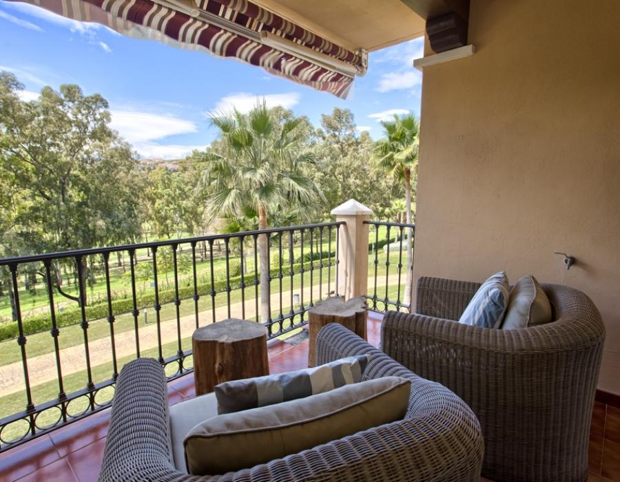 Apartment in Marques de Atalaya for sale (Estepona/Benahavis)