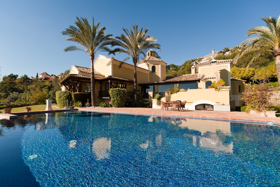 La Zagaleta villa for sale (Benahavis)