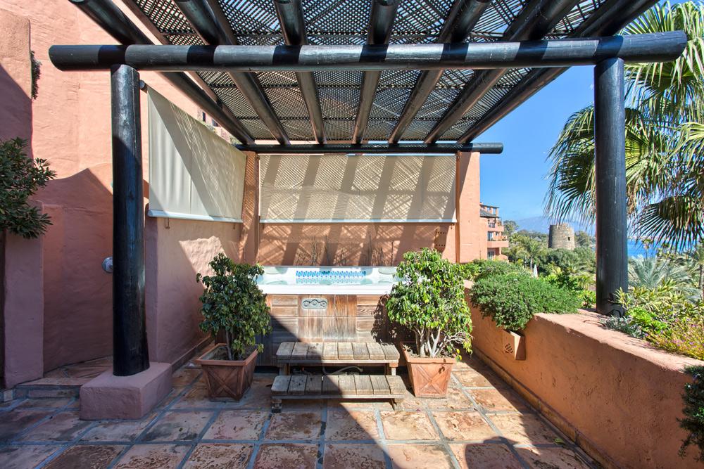 Penthouse in Kempinski Hotel for sale (New Golden Mile - Estepona)