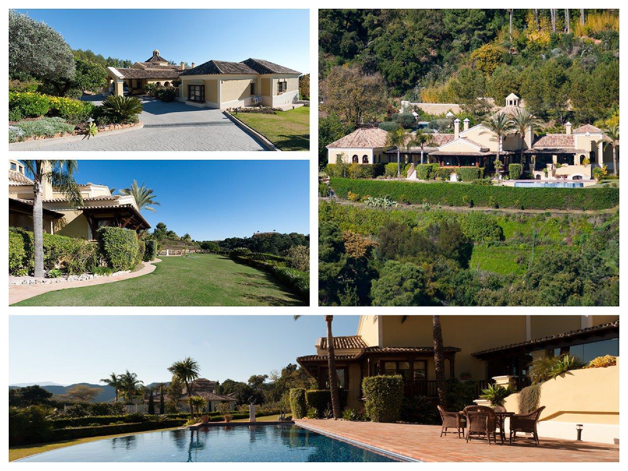 La Zagaleta villa te koop (Benahavis)