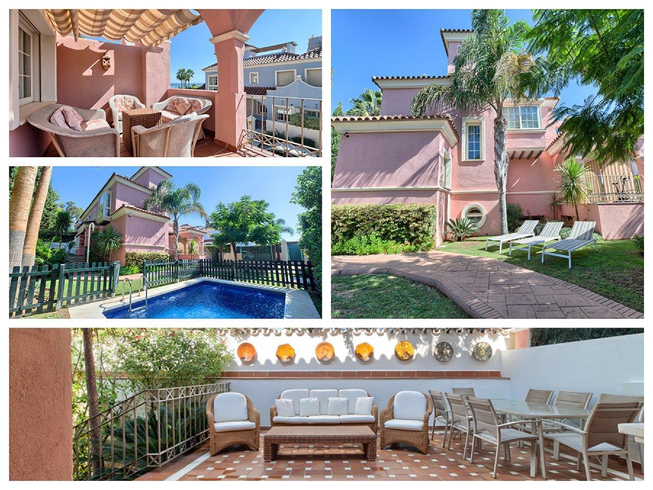Villa in San Pedro de Alcantara for sale