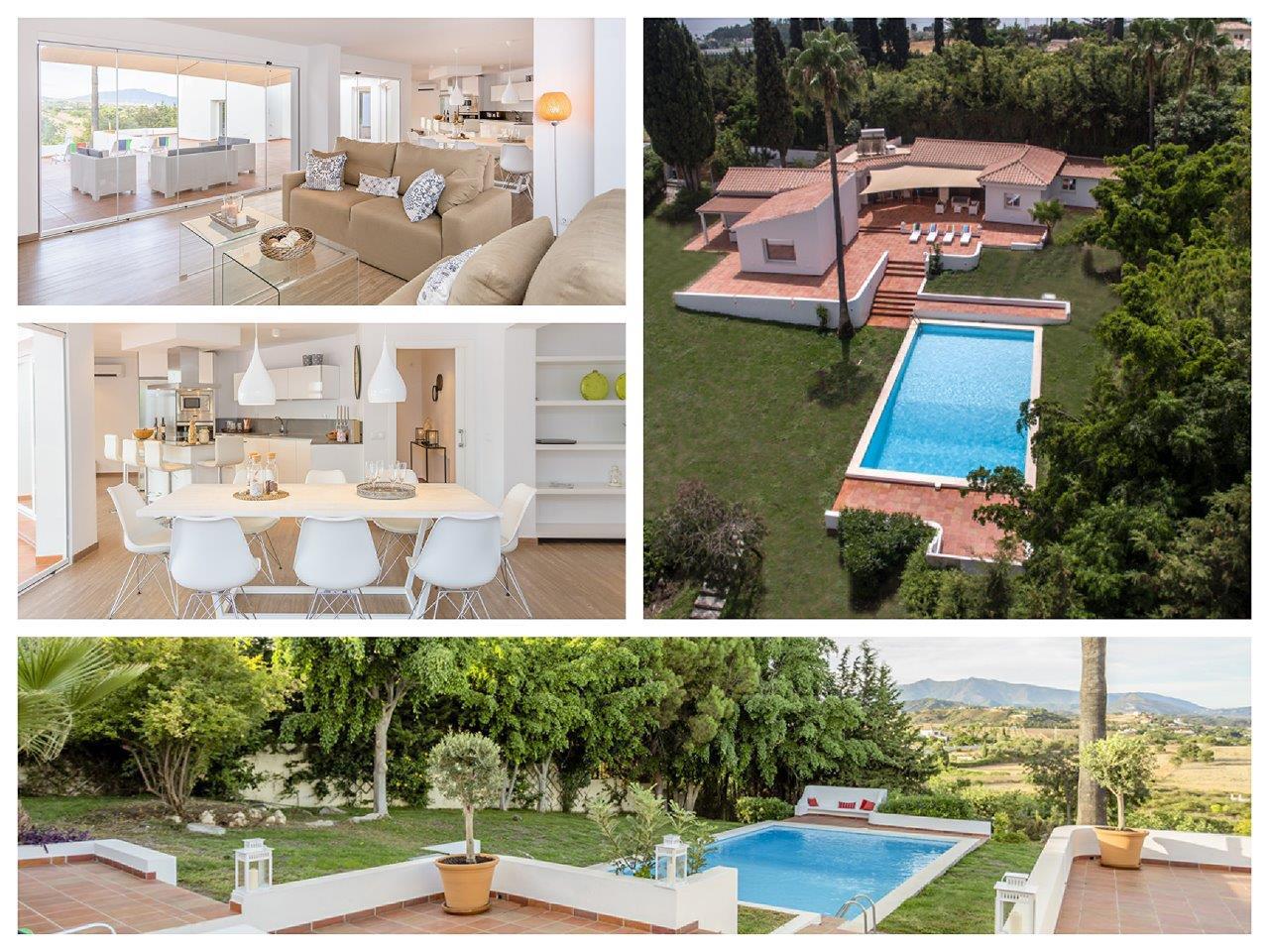 Villa in Estepona te koop (El Padron - Cortijo de Reinoso)