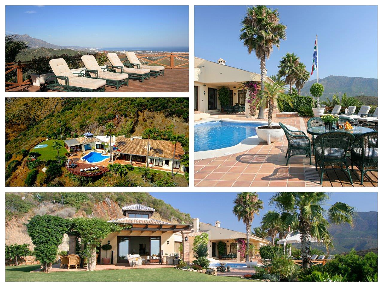 Villa in Benahavis Hills te koop (Costa del Sol)