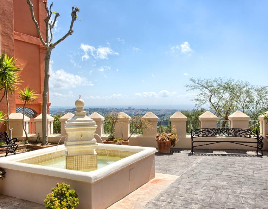 Apartment in Nido de Monte Halcones Benahavis for sale