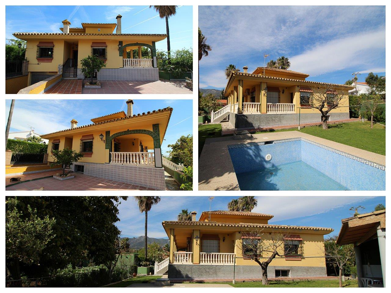 Villa in Churriana (Malaga) te koop