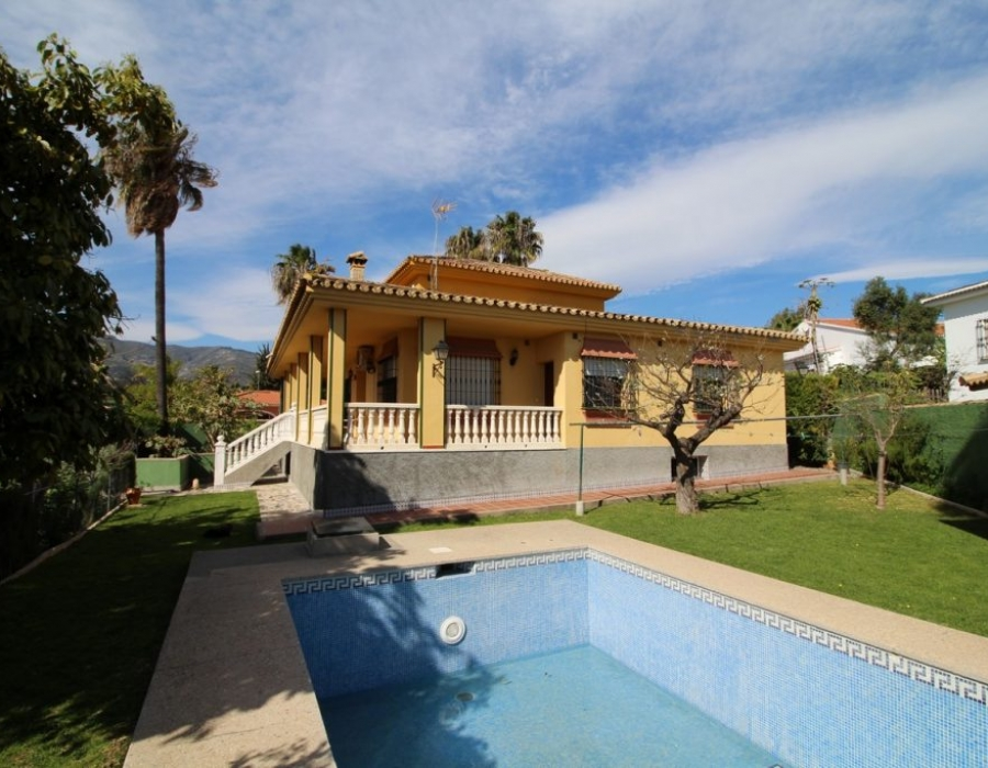 Villa in Churriana (Malaga) for sale