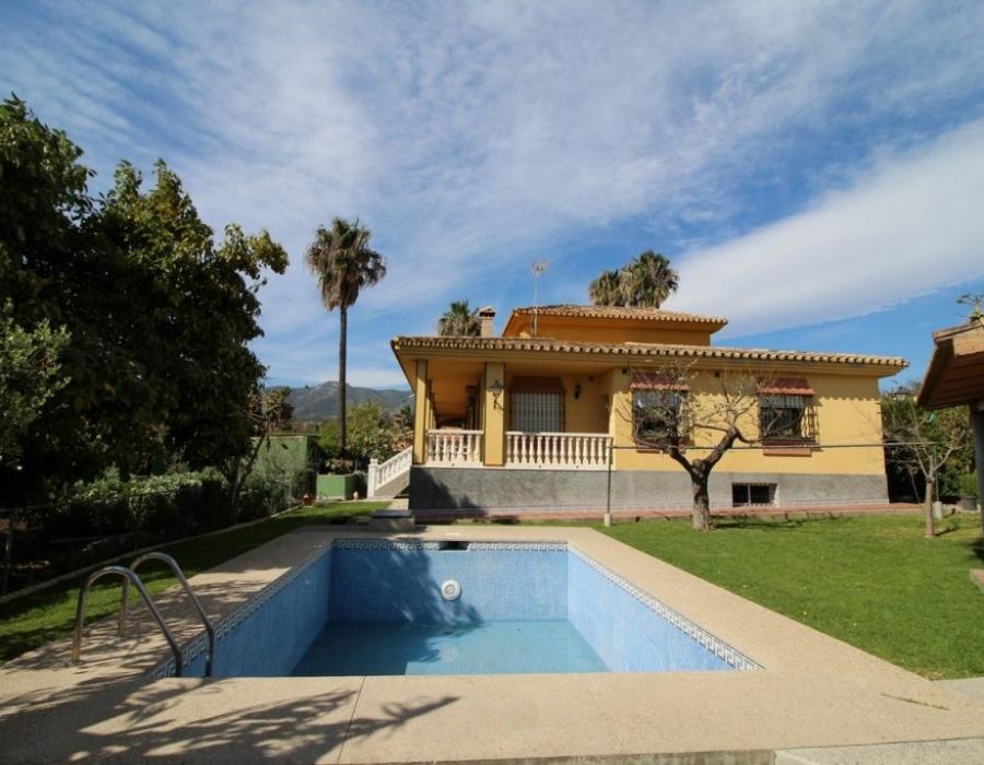Villa in Churriana (Malaga) for sale