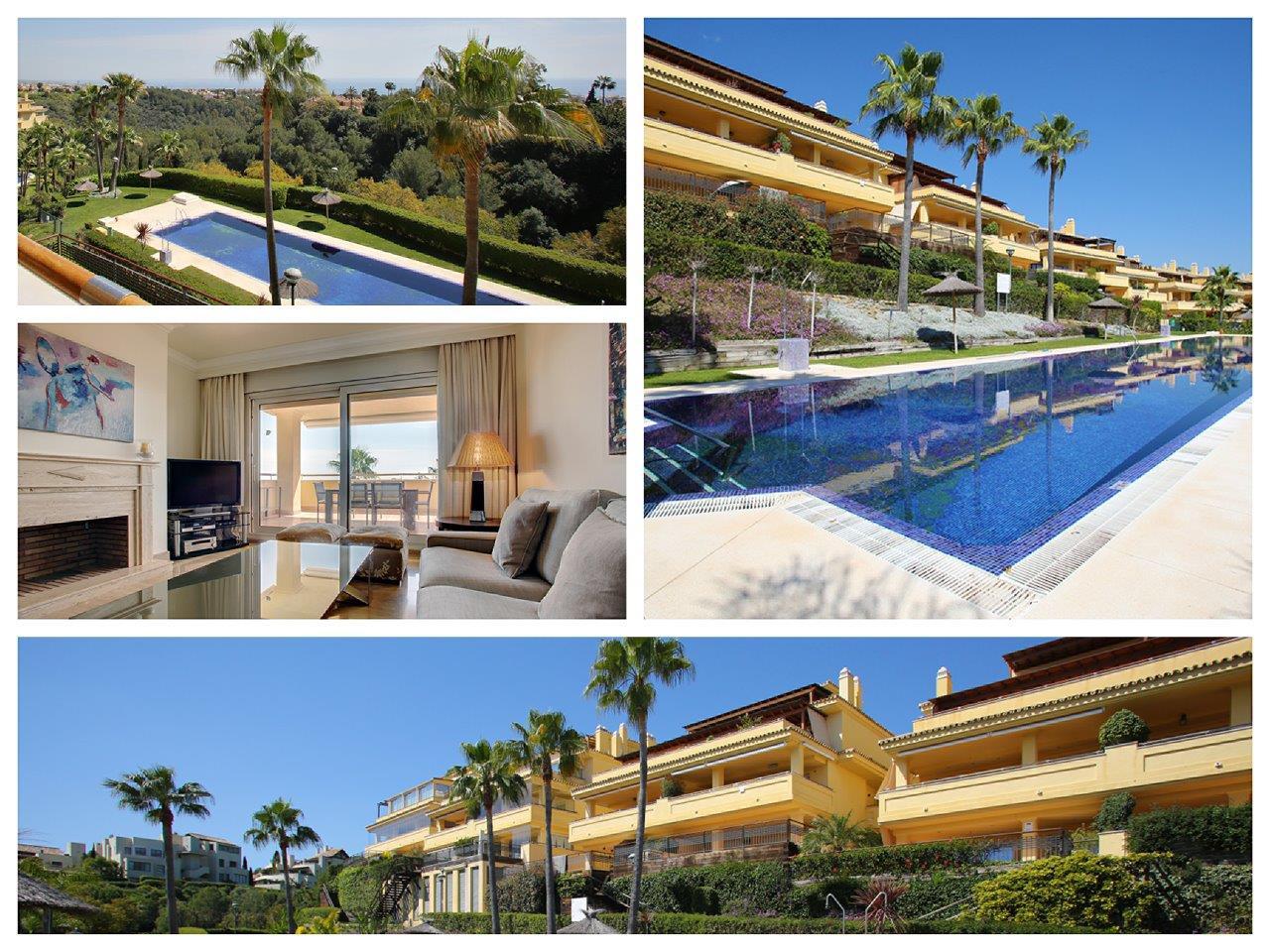 Apartment in Condado de Sierra Blanca for sale (Marbella)