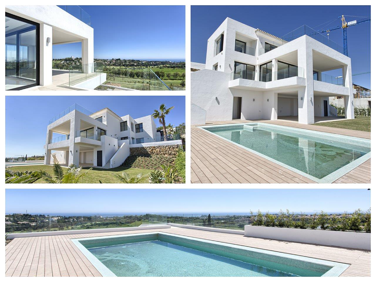 Villa in El Paraiso Alto Benahavis for sale