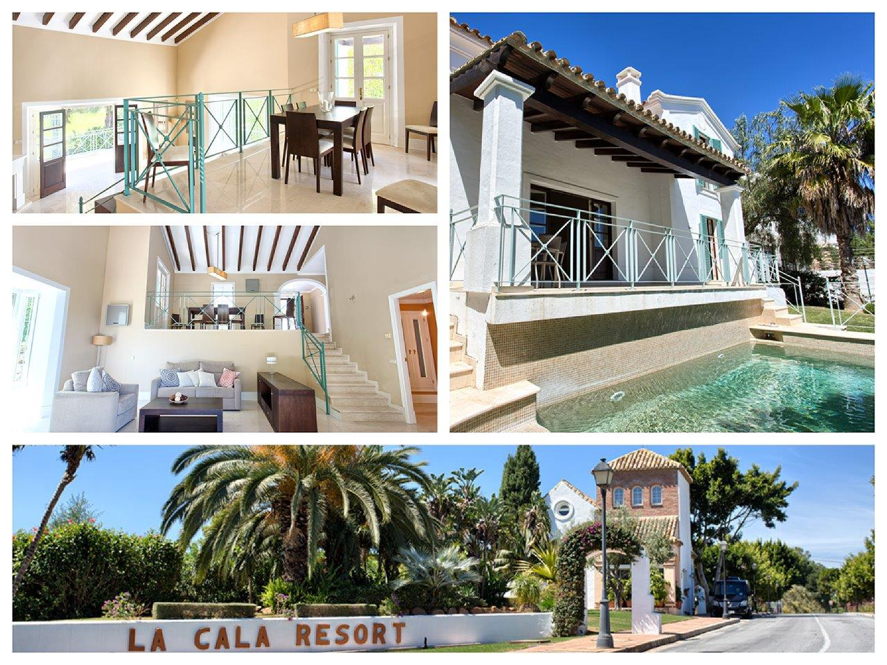Villa in Mijas La Cala Golf Resort te koop