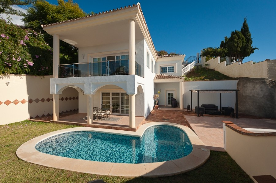 Villa in Torremuelle for sale (Benalmadena Costa)